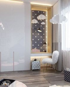 Modern Kids Room Designs For Your Modern Home Kids Bedroom Designs, Kids Room Design, Girl Room, Girls Bedroom, Baby Room Decor, Bedroom Decor, Bedroom Ideas, Deco Kids, Kids Bedroom Furniture