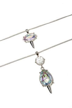 Ice Queen Necklace - Silver | Necklaces |  | Jewelry