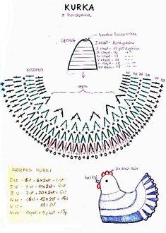 Crochet Hen Egg Cozy Pattern from Vintage Crochet Designs Crochet Potholders, Crochet Motif, Crochet Designs, Crochet Doilies, Crochet Stitches, Crochet Projects, Sewing Projects, Braided Rag Rugs, Crochet Chicken