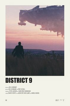 District 9 alternative movie poster