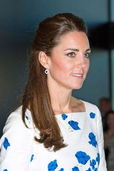 Hertuginde Catherine, prins William og lille prins George besøger New Zealand og…