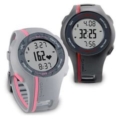 If you're looking for an affordable GPS watch to wear while jogging and such, Garmin has just announced the Garmin Forerunner 110 GPS watch. You get some decent features for the price.