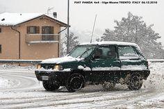 FIAT PANDA 4x4 - Neve Snow a Vigo Meano TRENTO | Flickr - Fotosharing!