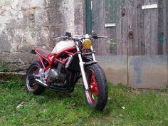 Risultato immagine per suzuki bandit 400 cafe racer Scrambler, Yamaha, Motorcycle, Bike, Image, Motorbikes, Bicycle, Motorcycles, Bicycles