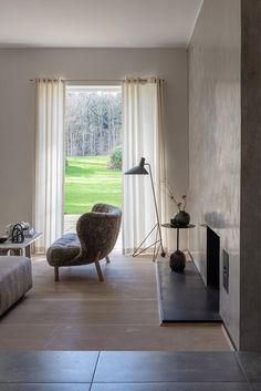 Una casa de campo diseñada por Norm Architects Interior Minimalista, Inspirations Magazine, Nordic Style, Bubbles, Home Decor, Paisajes, Arquitetura, Beauty, Minimalist Bathroom