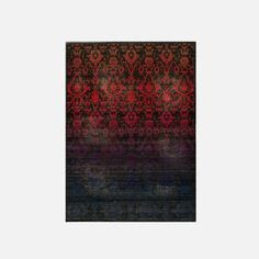 Ombre Rug 2'7x4'7 Ombre now featured on Fab.