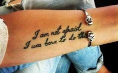 Nemáte ještě tetování? A není to chyba? ;)