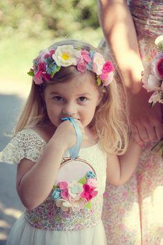 Sunshine, an Ice Cream Van and an Austin Healey ~ A Vintage Inspired Garden Fete Wedding...