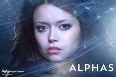Summer Glau in Alphas - Google Search