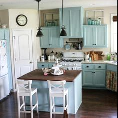 This Old House Home Decor Kitchen In 2019 Home Decor Kitchen Kitchen Redo, Home Decor Kitchen, Country Kitchen, Kitchen Interior, New Kitchen, Home Kitchens, Kitchen Remodel, Beach Cottage Kitchens, Old House Remodel