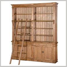 Library Bookcase - Bookcase - Oak furniture