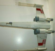 Hasbro Large Star Wars Hero Series X-Wing Fighter Vehicle 73 cm X Wing Fighter, Star Wars Toys, Vehicle, Wings, Hero, Stars, Ebay, Things To Sell, Sterne