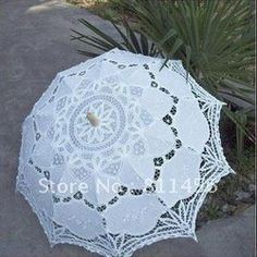 mobile site-Free shipping wedding favor lace court umbrella/bride unbrella