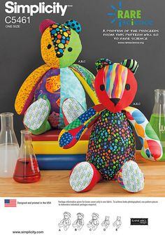 "<p>With this RARE Bear pattern you will be helping children with rare diseases get the tools they need to find immediate treatments. A portion of the proceeds from this pattern will go to RARE Science.  <a href=""http://www.rarescience.org"" target=""_blank""><span style=""color:#FF0000;""><u><strong>Click Here to find out more about Rare Science</strong></u></span></a></p>"