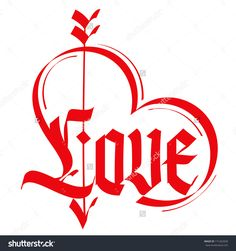 stock-vector-love-typography-heart-typography-gothic-lettering-medieval-calligraphy-171262928.jpg (1500×1600)