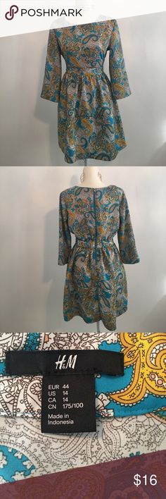 NWOT H&M Dress NWOT H&M Dress. New never worn. A perfect addition to your wardrobe. H&M Dresses Midi