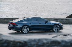 Der Audi Sportback – Lass es leicht sein - New Sites Audi A7 Sportback, Audi Rs5, Lux Cars, Pink Cars, Red Audi, Lamborghini, Bugatti, Luxury Car Brands, Sports Car Wallpaper