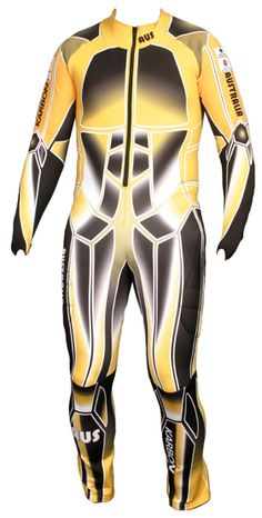 Padded race suit Adult sizing xs - xxl Colors: Yellow, blue, black, red and light green.