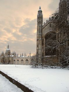King's College - Cambridge, England.