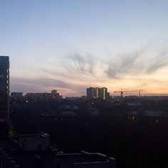 #spb #sunset