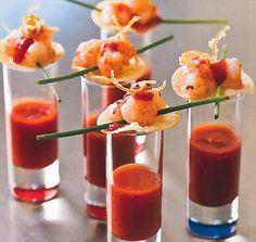 Recipe: Individual Shrimp Cocktails - Salt Lake magazine
