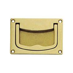 Brass Recessed Drawer Pull Richelieu America Pulls Drawer Cabinet Hardware & Knobs Kitch