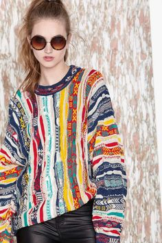 Smalls Coogi Sweater