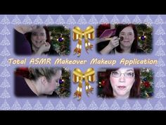 Makeup Application Makeover Brush Sounds ASMR