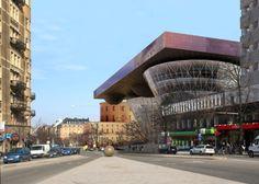 Stockholm Public Library | Bundi Pradono Architects - Arch2O.com