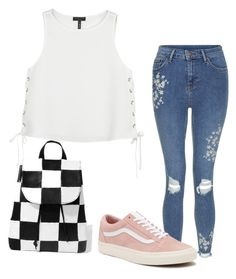 """""""Untitled #170"""" by emilybell19 on Polyvore featuring rag & bone, Vans and American Vintage"""