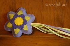 Shop - Flower Fairy Wands | Wee Folk Art