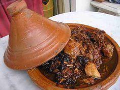 Rundvlees uit de Tajine