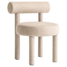 Contemporary Chairs, Modern Chairs, Cool Furniture, Modern Furniture, Furniture Design, Low Chair, Bent Wood, Modern Armchair, Modern Materials