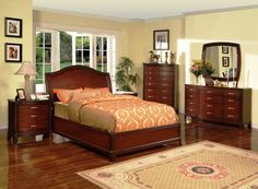 Cherry Bedroom Furniture For New Look