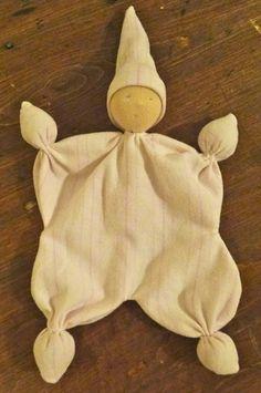 The Homemade Year: Planning Ahead: Waldorf Blanket Doll