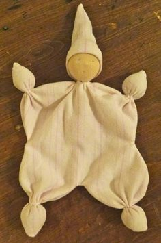 The Homemade Year: Planning Ahead: Waldorf Blanket Doll
