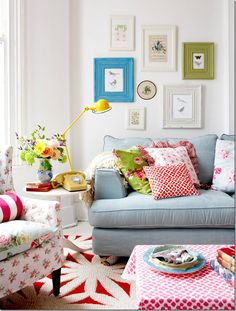 Spring has sprung, and we all need to find a way to welcome it in style. Interior decorators and designers are already buzzing with news of what decorating ideas are...