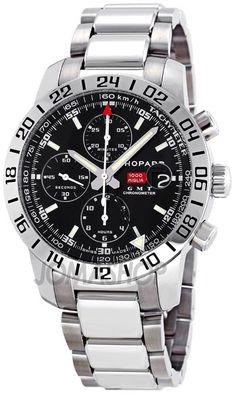 Chopard Mille Miglia GMT Steel Mens Watch 15/8992