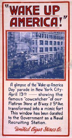 Examples of Propaganda from WW1 | American WW1 Propaganda Posters Page 11