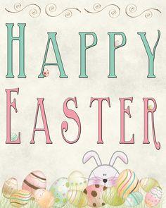 Free Easter Printable #Free Easter Printable #Easter #Printable