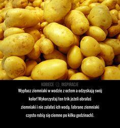 Sposób na uratowanie ziemniaków!