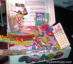 Old Time Candy - Beer & Candy Pairing!