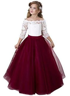 Flower Girl Dress Kids Lace Pageant Party Christmas Ball Gown Dresses Clout Wear Fashion for Womens, Fashion for Mens, Fashion for Kids – CloutClothes.com – Clothes & Accessories Hello everyone, we share the fail situations that are reflected in the cameras where everyone laughs and is surprised. You can reach everything about Fail from our site. Flower Girl Dress Kids Lace Pageant Party Christmas Ball Gown Dresses Clout Wear Fashion for Womens, Fashion… #birthdaydressforkids Girls Pageant Dresses, Gowns For Girls, Wedding Dresses For Girls, Dress Wedding, Princess Dresses, Party Wedding, Bridesmaid Dresses, Prom Dresses, Gown Dress Online