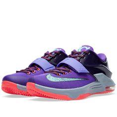 pretty nice 76673 247f9 Nike KD VII Lightning 534 (Cave Purple)