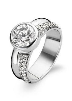 Ti Sento double ring:-)