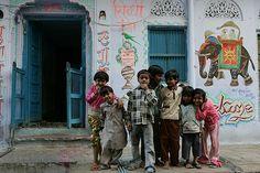Indian kiddos :)