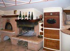 Image result for cucine in muratura all 'aperto