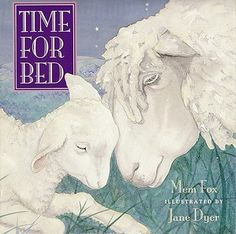 """""""It's time for bed, little cat, little cat / So snuggle in tight, that's right, like that."""" This 1993 bedtime favorite from the Australian author Mem Fox and the illustrator Jane Dyer is now available in this small, square board book edition. Even the most reluctant snoozers will find themselves lulled by the repetitive rhythms, as the parent sheep, cat, snake, and fish implore their babies to get some shuteye: """"It's time for bed, little sheep, little sheep, / The whole wide world is going…"""
