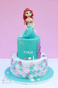 Feines Handwerk: Mermaid Cake und Wunderrezept