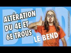 Harmonica Altération 4e et 6e trous (Bend) - YouTube
